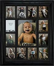 Northland Baby First Year Personalized Frame - Holds Twelve 2.5