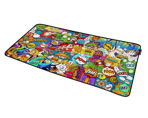 propad Tapis de Souris de Gaming Story Taille XXL 900 x 400 x 3 mm