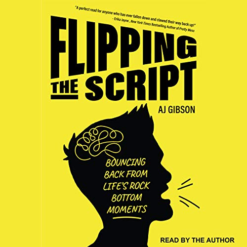 Flipping the Script audiobook cover art