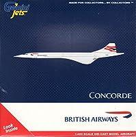 1/400 GeminiJets Concorde ブリティッシュ・エアウェイズ G-BOAB