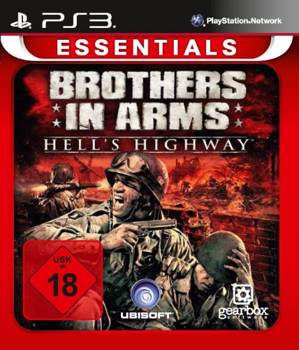 Brothers in Arms - Hell's Highway [Essentials] - [PlayStation 3]