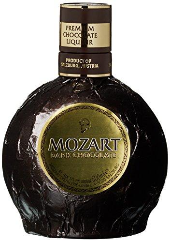 Mozart Dark Chocolate Schokoladenlikör (1 x 0.5 l)