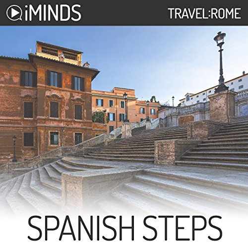 Spanish Steps audiobook cover art