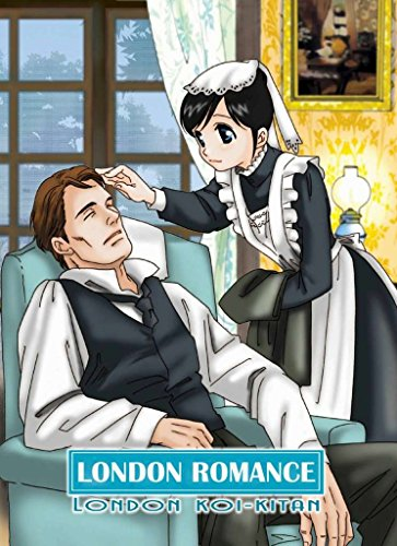 London Romance (Love Manga) (English Edition)