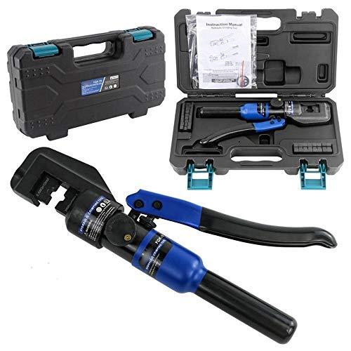 Herramientas Herramienta alicates hidráulica Crimper terminal de cable Herramienta que prensa de compresión YQK-70 4-70mm2 herramientas