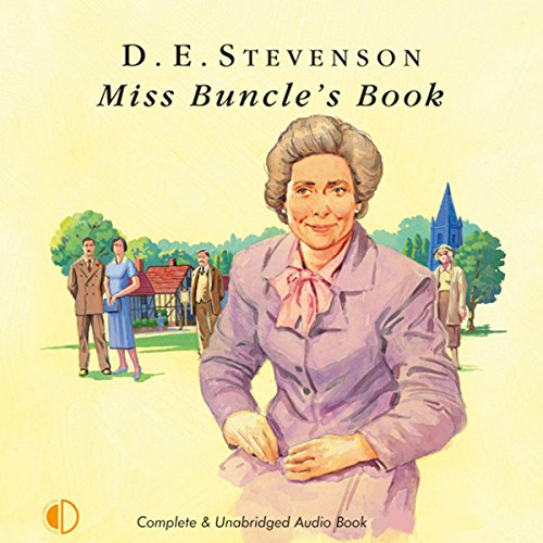 Miss Buncle's Book audiobook cover art