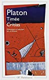 Timee ; Critias by Platon(1992-01-01) - Editions Flammarion - 01/01/1992