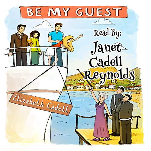 Be My Guest audiobook cover art