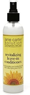 Jane Carter Solution Revitalizing Leave-In Conditioner, 8 oz (Pack of 2)