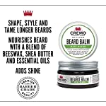 Cremo Mint Blend Styling Beard Balm, Nourishes, Shapes And Styles Longer, Fuller Beards, 2 Oz 4