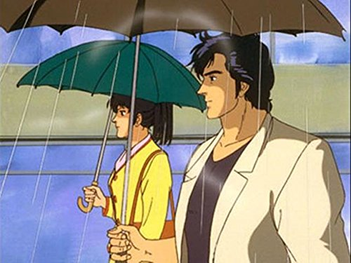 #09 雨のち晴の恋予報! 美人キャスターに愛の傘