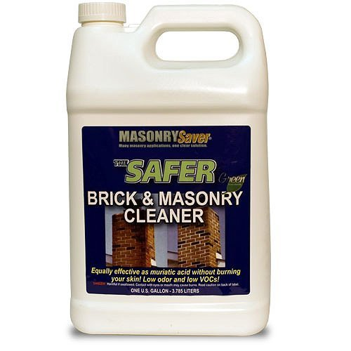 MasonrySaver Safer Brick & Masonry Cleaner gal