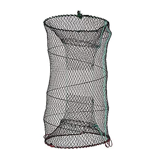 Trampa Plegable, Cangrejo Plegable Redes, Red de Pesca Plegable, para Pavimentar Peces, Camarones, Cangrejos y Otros Animales Submarinos