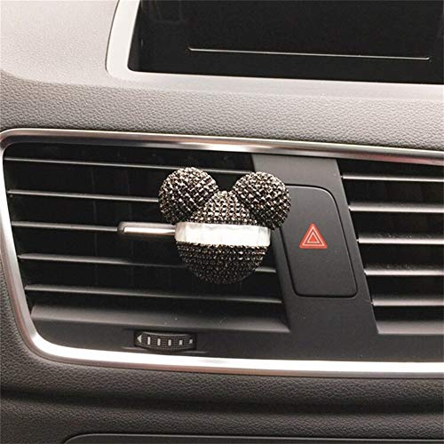 Auto-luchtverfrisser voor auto, personaliseerbaar, Air Conditioning Outlet Parfum, decoratie voor dames, auto, luchtverfrisser T