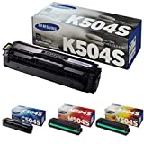Samsung CLX 4195 FW - Kit di toner originali CLT-K504S/ELS CLT-C504S/ELS CLT-M504S/ELS CLT-Y504S/ELS
