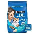 Cat Chow Purina Comida para Gato Adulto Pescado 3Kg