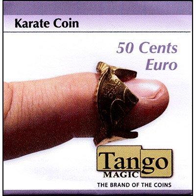 Karaté coin 50 cts d'Euro