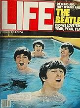 LIFE Magazine - February 1984 - Beatles cover