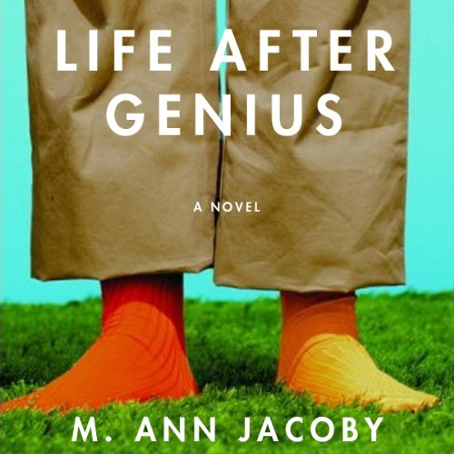 Life after Genius audiobook cover art
