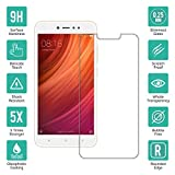 Xiaomi Redmi Y1 Tempered Glass Screen Guard Protector Ultra Strong (9H)-Slim by Skin4Gadgets