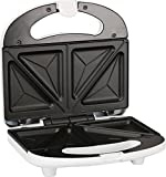 Pigeon by Stovekraft 12283 750-Watt Sandwich Toaster (White)