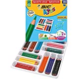 BIC Kids ECOlutions Evolution, 144 Kinder-Farbstifte