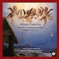 Advent Christmas Music by MICHAEL PRAETORIUS (2011-10-01)