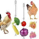 2 Pièces Mangeoire Suspendue pour Légumes...