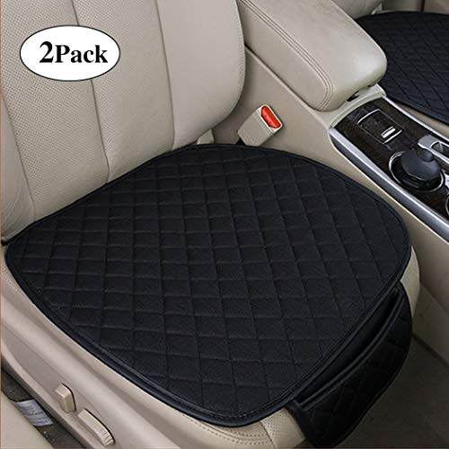 RELANSON 2pc Breathable Car Interior Seat Cover Cushion Pad Mat...