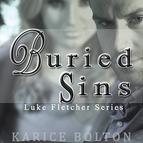 Buried Sins audiobook cover art