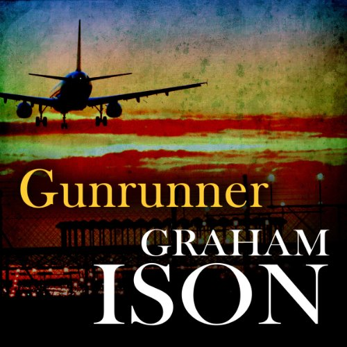 Gunrunner audiobook cover art