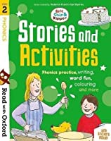 Read with Oxford: Stage 2: Biff, Chip and Kipper: Stories and Activities: Phonics practice, writing, word fun, colouring and more