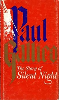 The Story of Silent Night 0434280569 Book Cover