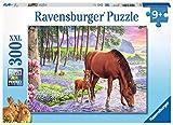 Ravensburger- Wilde Schönheit 300 Teile XXL Kinderpuzzle-Puzzle für Kinder AB 9 Jahren Infantil, Color Blanco (13242)