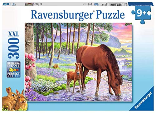 Ravensburger Kinderpuzzle 13242 - Wilde Schönheit 300 Teile XXL - Puzzle für Kinder ab 9 Jahren