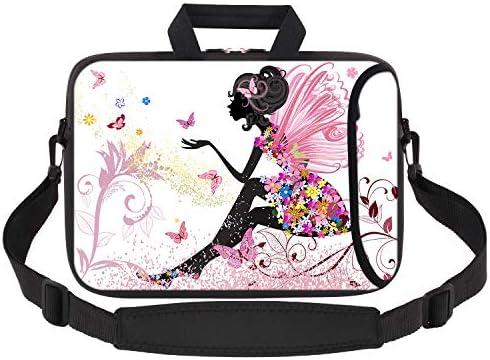 iCasso Laptop Sleeve 11 6 12 1 Inch Stylish Soft Neoprene Sleeve Case Cover Handbag for MacBook product image