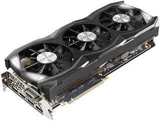 ZOTAC GeForce GTX 980 Ti AMP! Extreme - Tarjeta gráfica de 6 GB (GDDR5, PCI Express 3.0, 1253 MHz), Color Gris