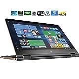 HP Spectre x360 15-BL012DX 15.6in 4K TouchScreen Intel i7-7500U Laptop (Z4Z35UAR#ABA) - (Renewed)