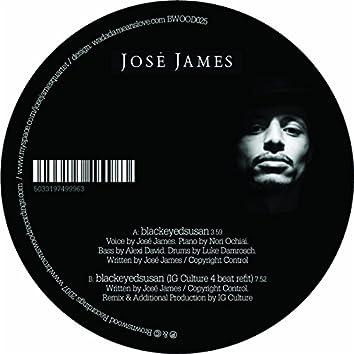 """Blackeyedsusan (12"""" Vinyl)"""