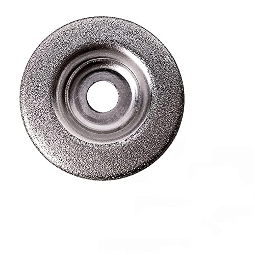 QILIYING Rueda de Corte de Angulo Amoladora, 6PCS 5 6mm 180/360/ 600 Dia- MOND Miding Circle Disc for afilador eléctrico Molinder Afilado Accesorios Multifuncional by (Outer Diameter : 110mm)