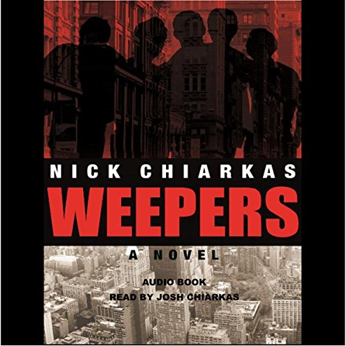 Weepers audiobook cover art
