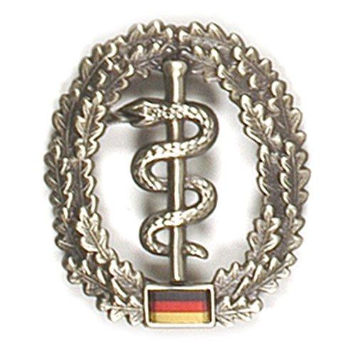A.Blöchl Bundeswehr BW Barettabzeichen (Sanitätstruppe)