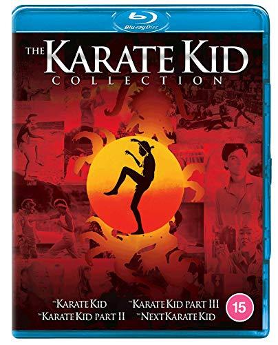 The Karate Kid III / Karate Kid (1984) / Karate Kid: Part II / Next Karate Kid - Set [Blu-ray] [UK Import]