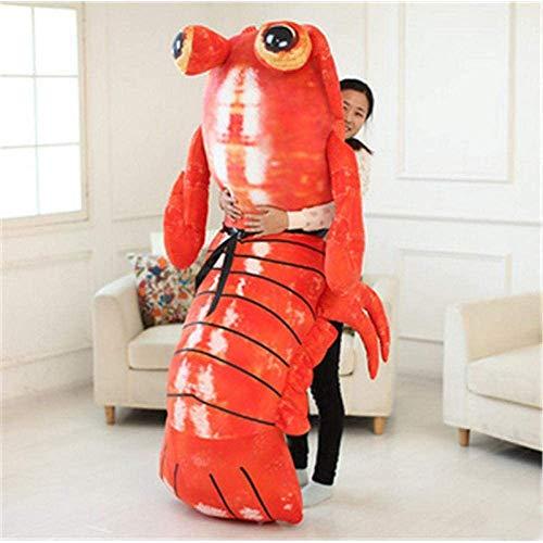 Muñeca De Juguete Gigante Hummer Colgante Animado Mantis Camarón Relleno Felpa Suave De Los...