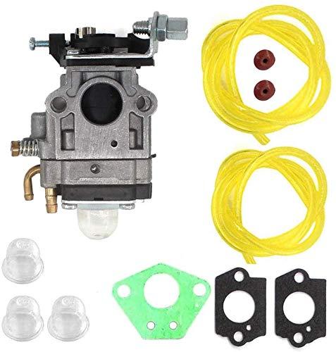 YUSHIJIA Varios Modelos Carburador para Cepillo de 2 Tiempos Cortador de cortadores Trimmer Accecmax Petrol Carb Carbureburbureor Partes y Accesorios