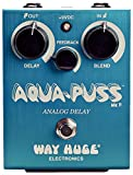 Dunlop Way Huge Aqua Puss Pedal