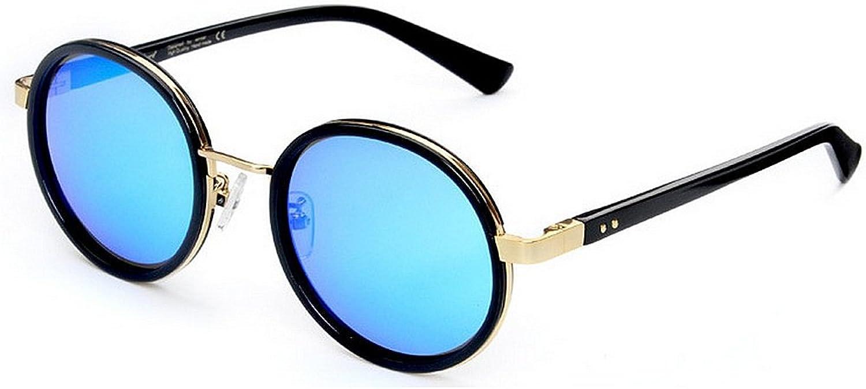 Women's Sunglasses Exquisite Small Round Polarized Sunglasses Acetate Fibre Frame TAC Lens UV Predection Driving Vacation Beach Outdoor Sunglasses, Fashion Sunglasses