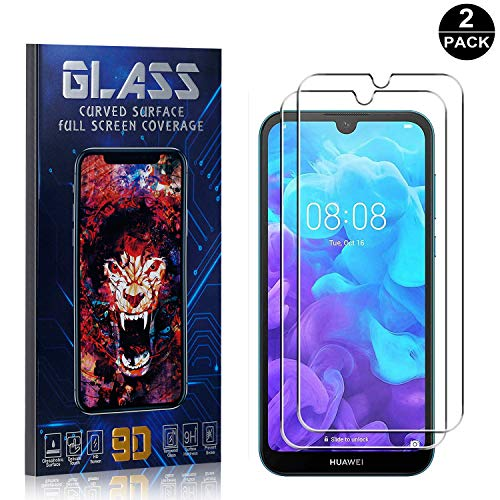 Save %54 Now! Bear Village Screen Protector for Huawei Honor 8S, Scratch Resistant 9H Hardness, Ultr...