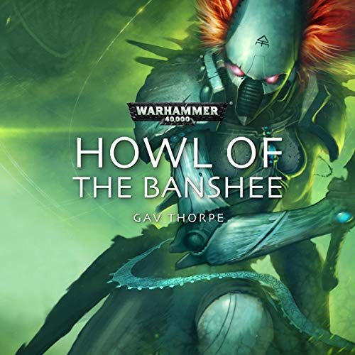 Howl of the Banshee audiobook cover art