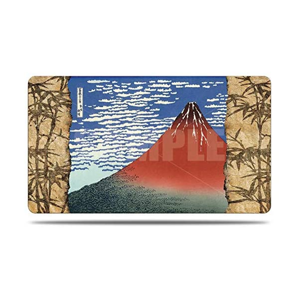 Ultra PRO Fine Art Series – Fine Wind, Clear Morning (Red Fuji) Playmat